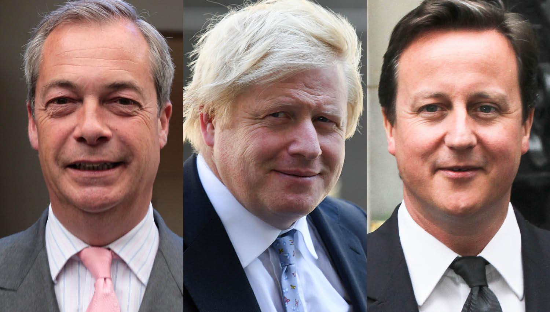 Kje so danes trije glavni, ki so zakuhali brexit