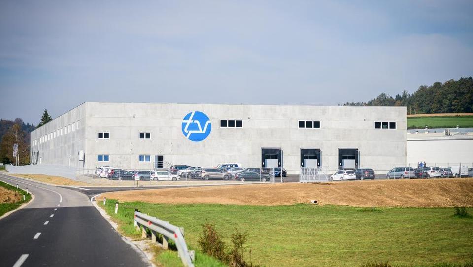 TPV z novim proizvodno-logističnim centrom