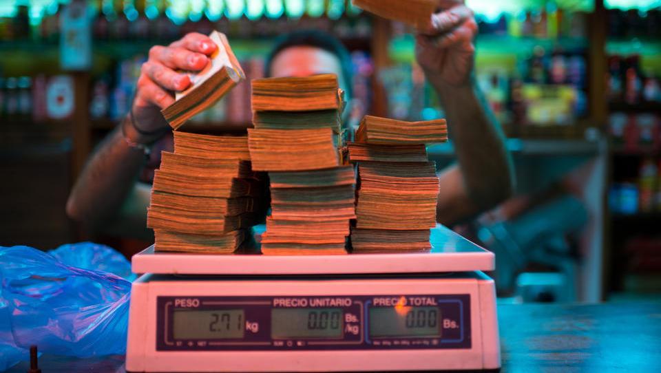 Kako naj Venezuela rešuje neznosno breme zadolžitve