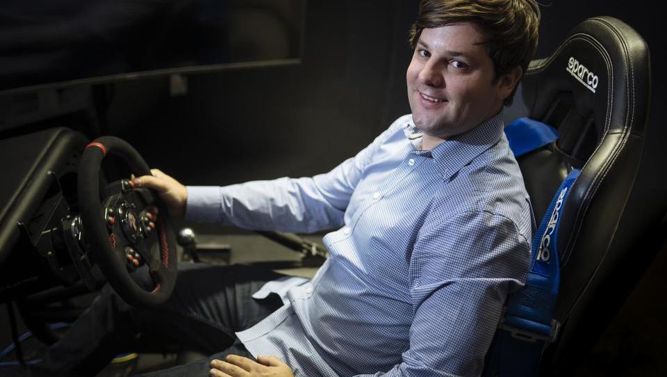(Intervju) Matej Vengust, Nervtech: kako bo slovenski simulator soustvarjal dobo avtonomnih avtov