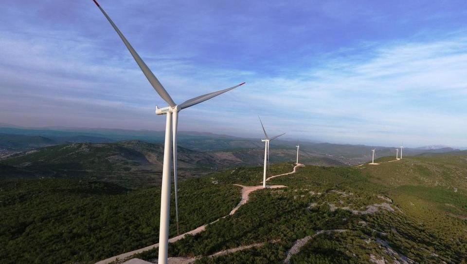 Takšna je največja slovenska naložba v vetrno energijo