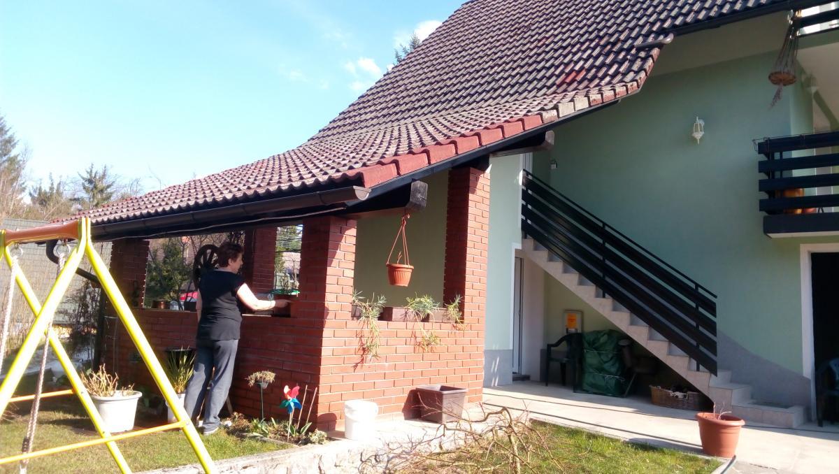 Za obnovo strehe lahko Vida plača od 8.500 do 13 tisočakov