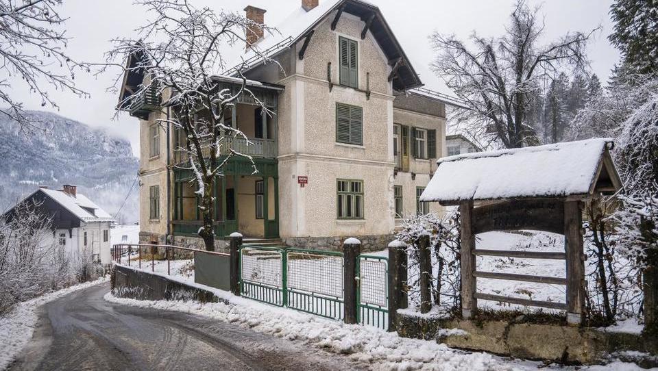 Kako je Jankovićev največji upnik in rešitelj na tajni javni dražbi kupoval vilo na Bledu
