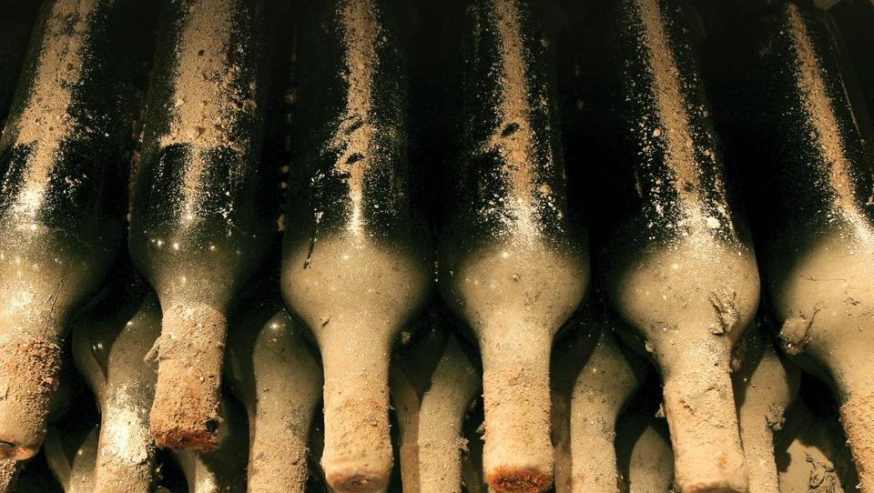 Vinagova arhivska vina: od skoraj štirih milijonov evrov do 150 tisočakov