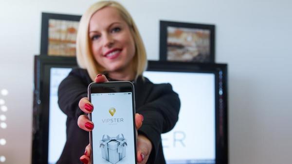 Najpodjetniška ideja: Vipster motivira zveste stranke za naslednji nakup