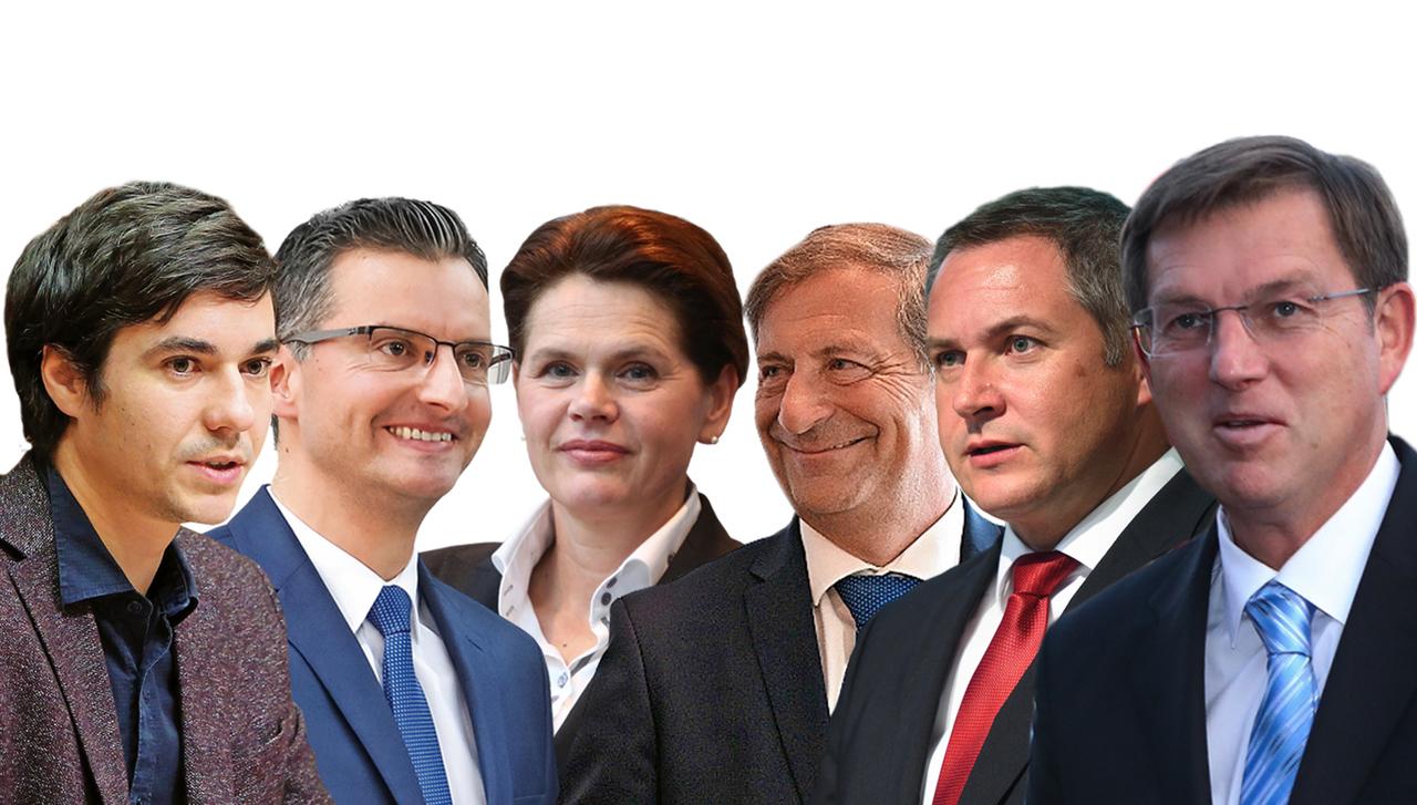 (RAZKRIVAMO) To je celotni osnutek nove koalicijske pogodbe za vlado Marjana Šarca