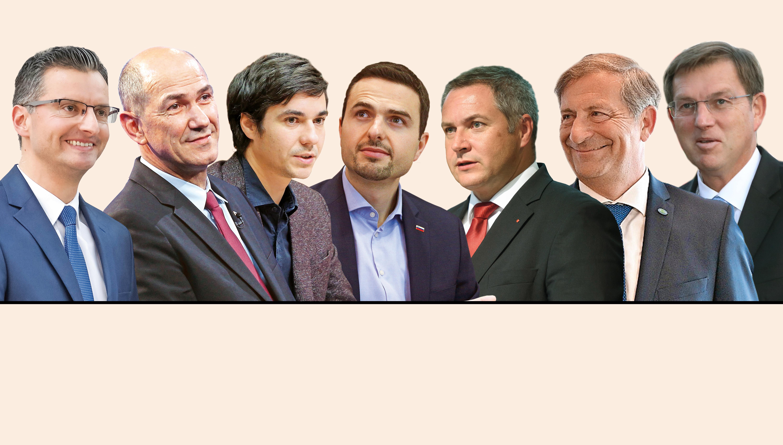 Stranke o normiranih s. p.: Kdo bi odpravil popoldanske normirance in kdo bi mejo prihodkov dvignil na 150 tisoč evrov