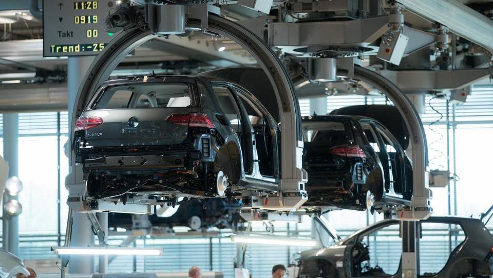 Optimizem nemških izvoznikov še bolj opešal