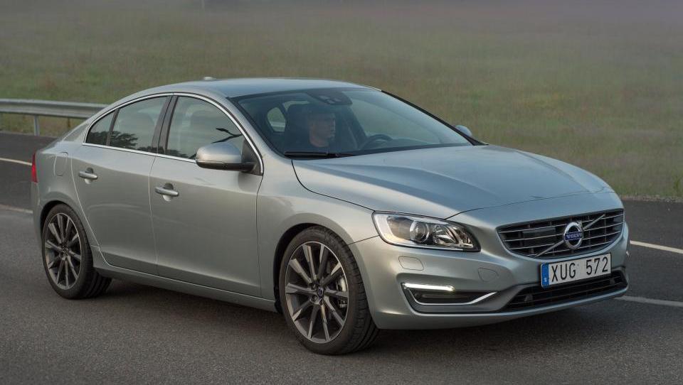 Finalist PAL 2014: Volvo S60 D4