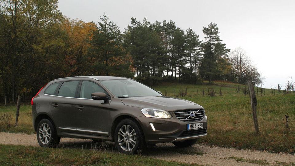 Volvo želi letno prodati milijon vozil