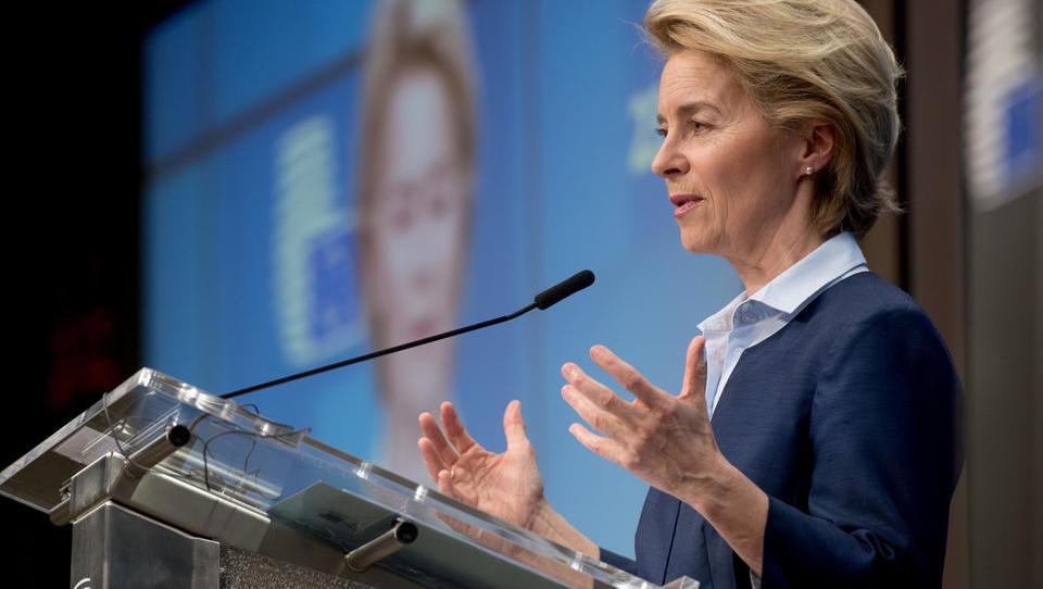 EU jutri objavi načrt sklada za okrevanje. Bo ta poleg pomoči prinesel uvedbo novega davka?