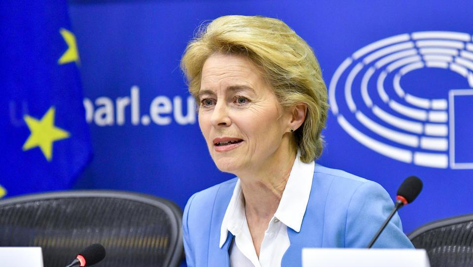 Kdo bo vodil novo evropsko komisijo: von der Leynova se zjutraj predstavi, popoldne evroposlanci glasujejo