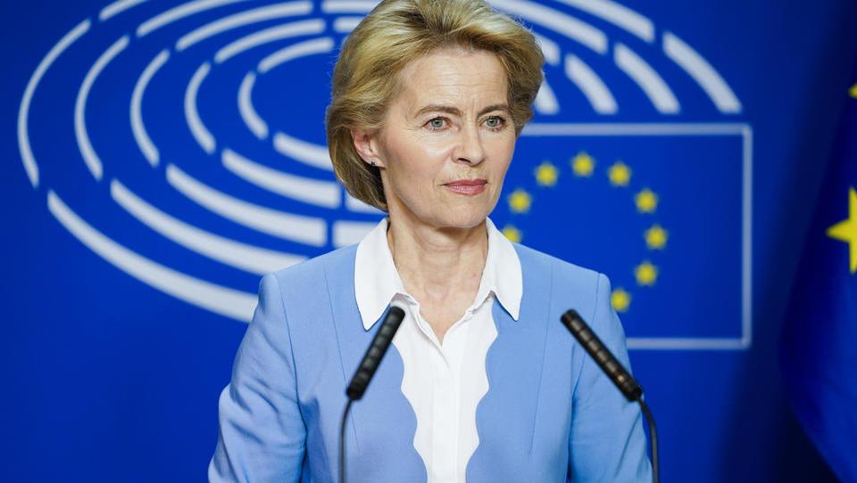 V torek bo odločeno, ali bo EU dobila prvo predsednico evropske komisije