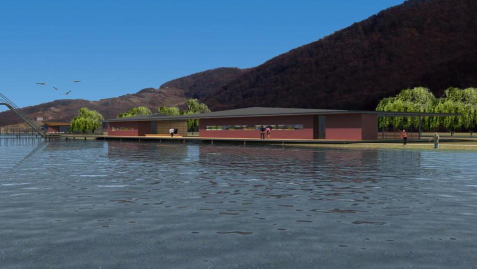 Na meji med Slovenijo in Hrvaško bo spet nastalo jezero