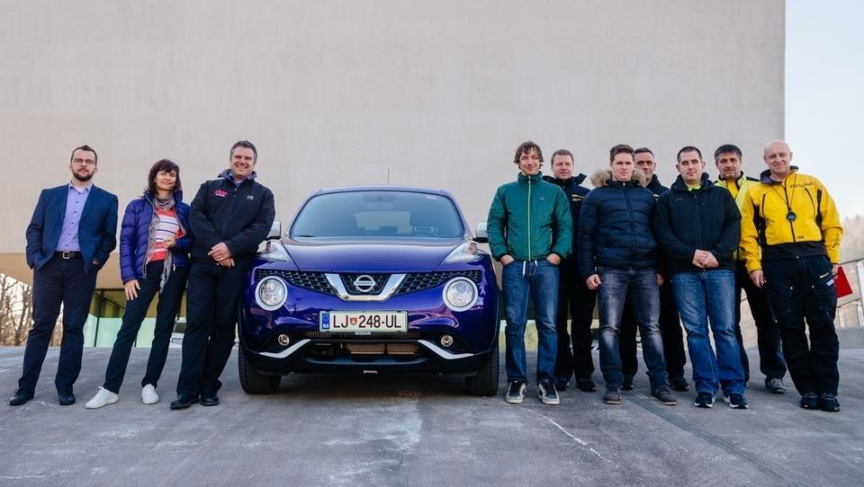 Nissan QQ je navdušil slovenske podjetnike in dokazal, da zmore vse