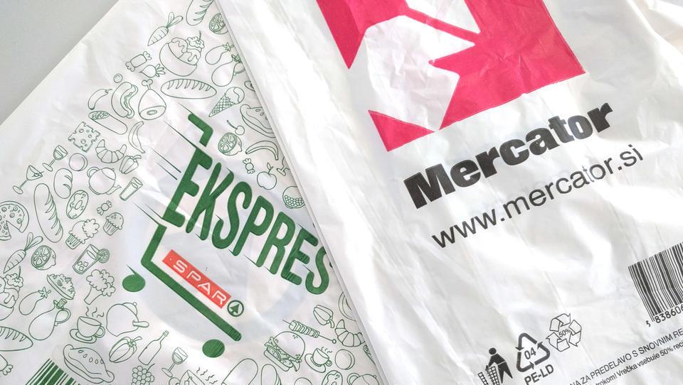 Koliko morate odšteti za po novem plačljive plastične vrečke