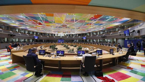 Vrh EU je vendar dosegel dokončni dogovor o 1.840-milijardnem svežnju za okrevanje