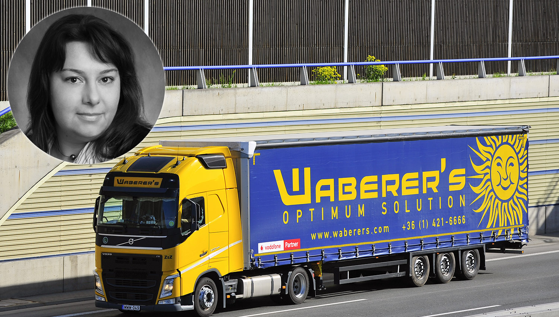 Kako pri avtoprevozniški družbi Waberer uvajajo nov informacijski sistem