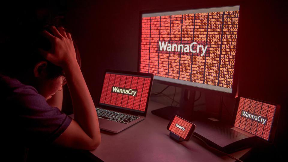 WannaCry ni mrtev, še vedno useka enkrat na sekundo