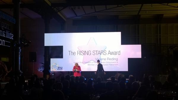 Mariborska Semantika prejela prestižno nagrado .EU Web Awards