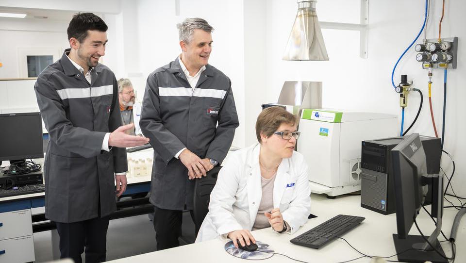 Inovativni Štajerci vlagajo v razvoj novih materialov, da bodo še vedno med prvimi tremi na svetu