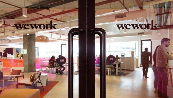 WeWork: kako trd bo pristanek visokoletečega startupa?