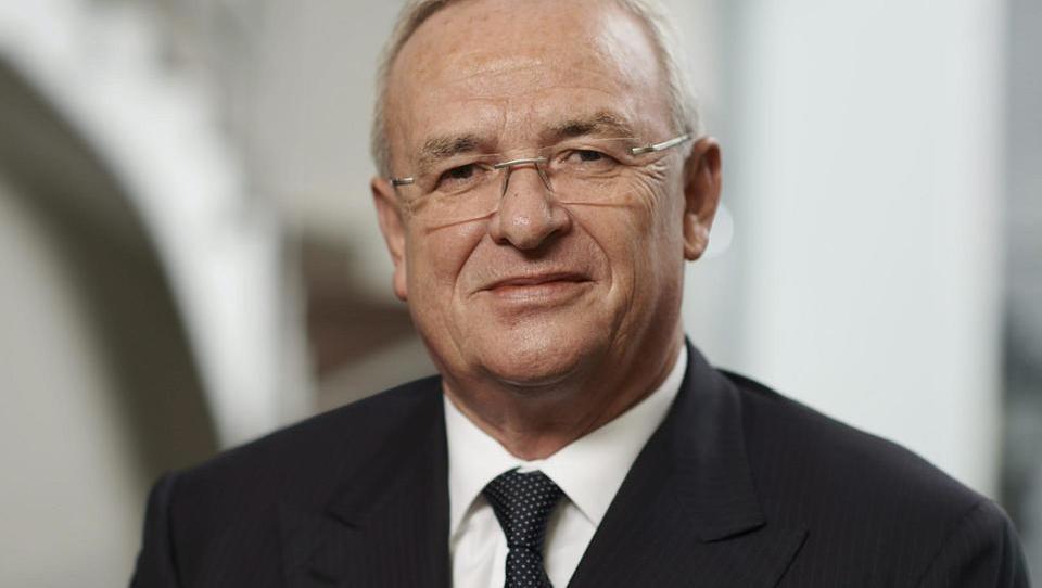 Afera dieselgate: nekdanji šef VW Winterkorn v ZDA obtožen sodelovanja v zaroti
