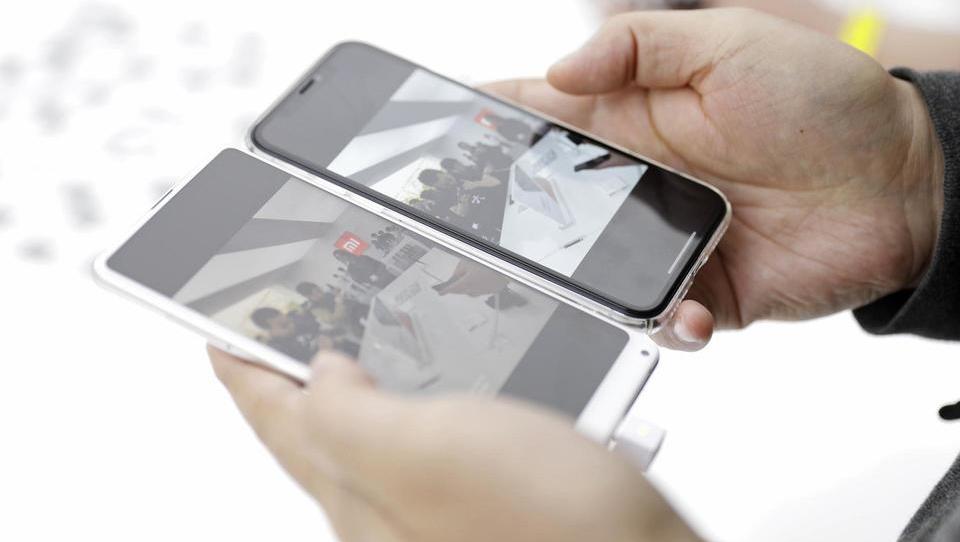 Kitajski Xiaomi v prvo javno prodajo delnic na borzi v Hongkongu