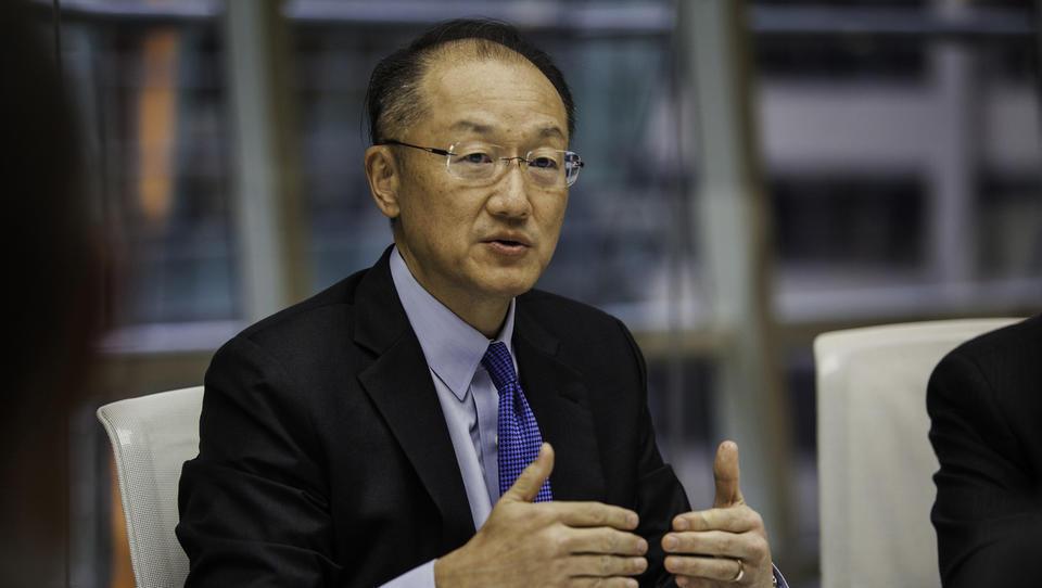 Predsednika Svetovne banke odpihnil spor s Trumpom glede podnebnih sprememb