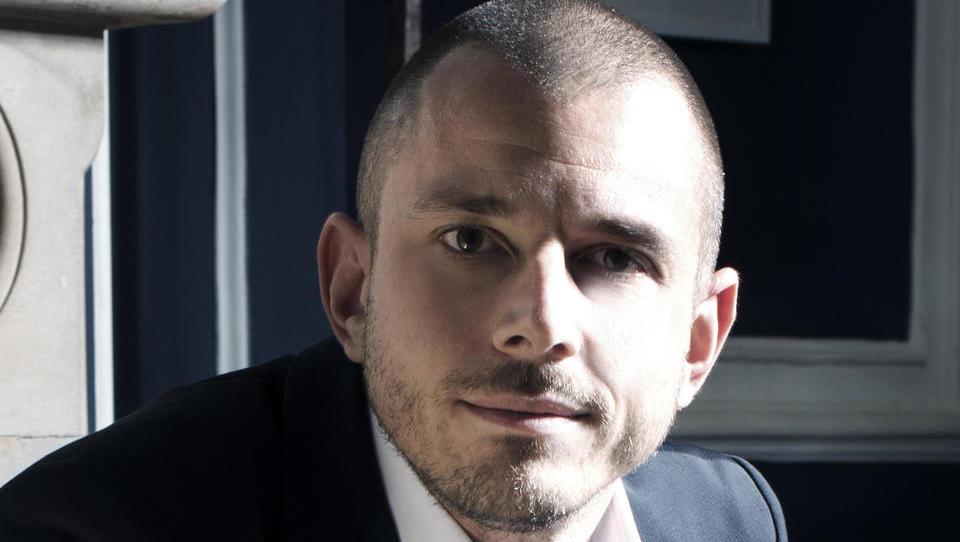 Od politike do start-upov: Aleš Živkovič z aplikacijo za zmenke in posel