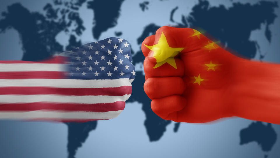 Trgovinska vojna z Wall Streeta zbrisala tri bilijone dolarjev