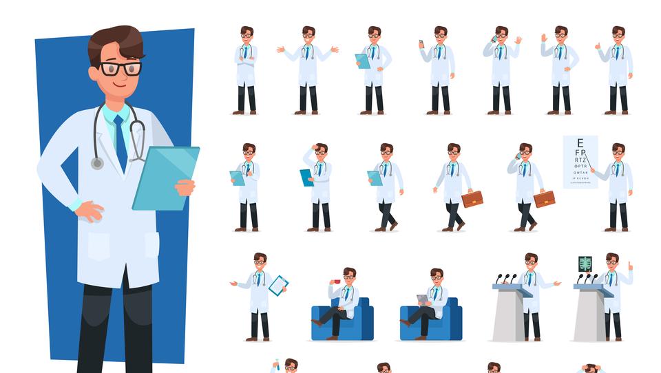 Top službe v medicini in farmaciji