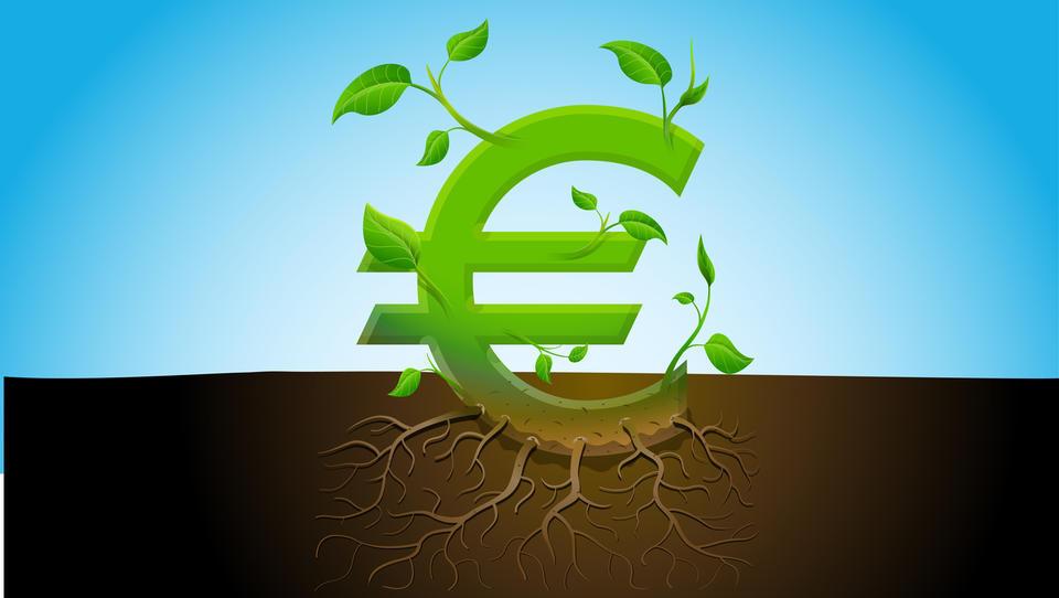 Kakšne so gospodarska rast, inflacija in brezposelnost na evrskem območju