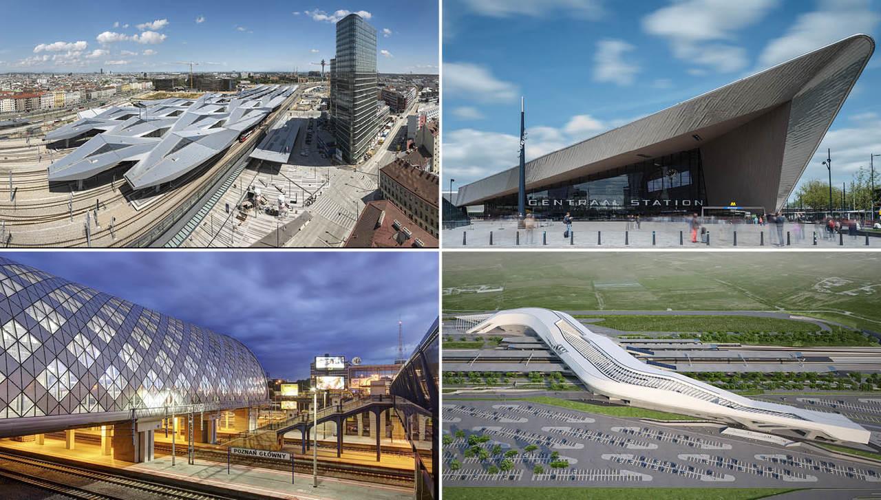 Kako so po Evropi zrasli novi potniški centri, medtem ko Emonika stoji