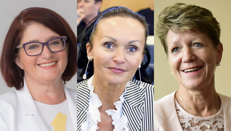 (Revija) Najvplivnejše ženske v slovenskem gospodarstvu