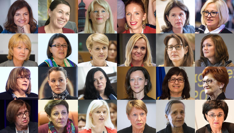 24 revizork, političark, inšpektoric …, ki krojijo poslovni svet