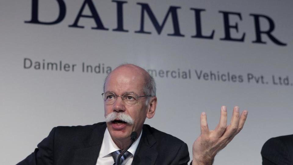 Daimler po težavah VW preveril odnose s svojimi dobavitelji