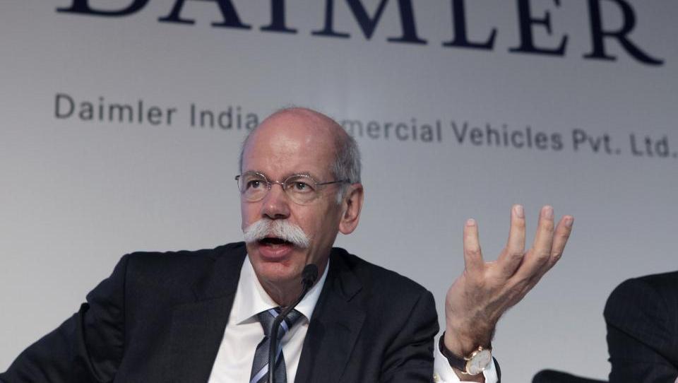 Daimler se ni ujel z BMW, Fiatom in Volkswagnom