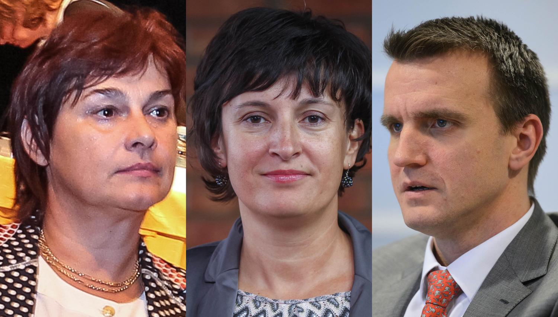 Predvolilni kadrovski vrtiljak: Zevnikova na SDH, Drobne Popovičeva iz SDH, Nikoliću nov mandat na HSE?