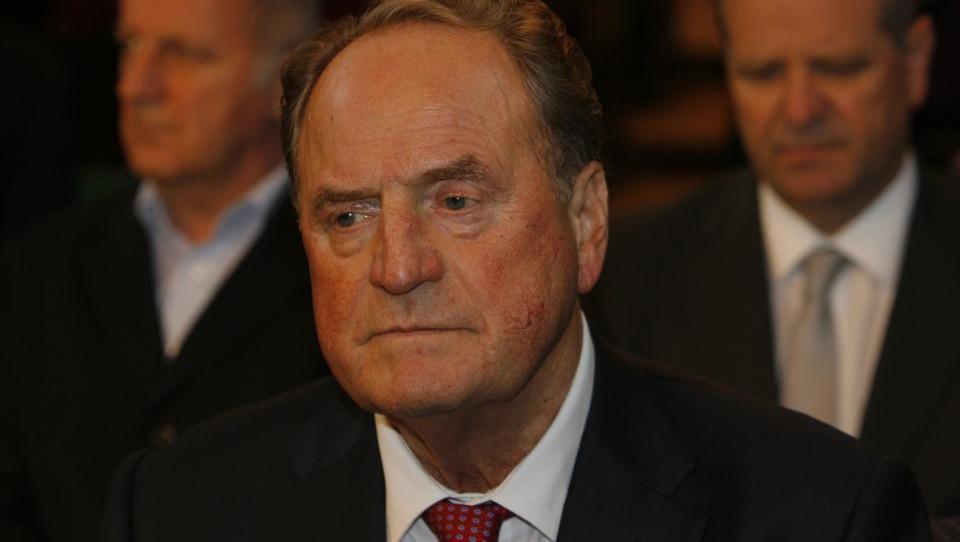 Osebni stečaj Ivana Zidarja: sedem upnikov, 16 milijonov evrov dolga