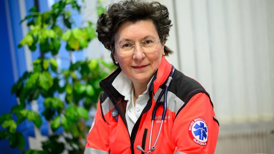 Gordana Kalan Živčec kandidira za generalno direktorico UKC Ljubljana