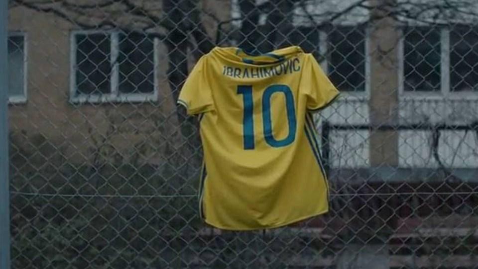 Slovo Zlatana Ibrahimovića skozi Volvov film