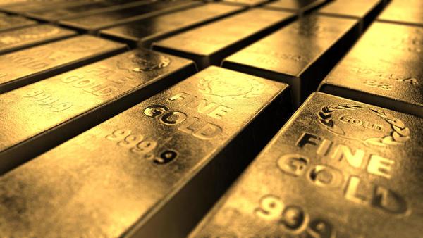 Polet zlata: po letošnji 22-odstotni rasti (v evrih) tik pod rekordom