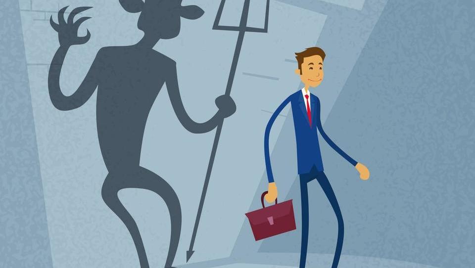 Vaš zaposleni bi napredoval v šefa. Pa je ustrezen?