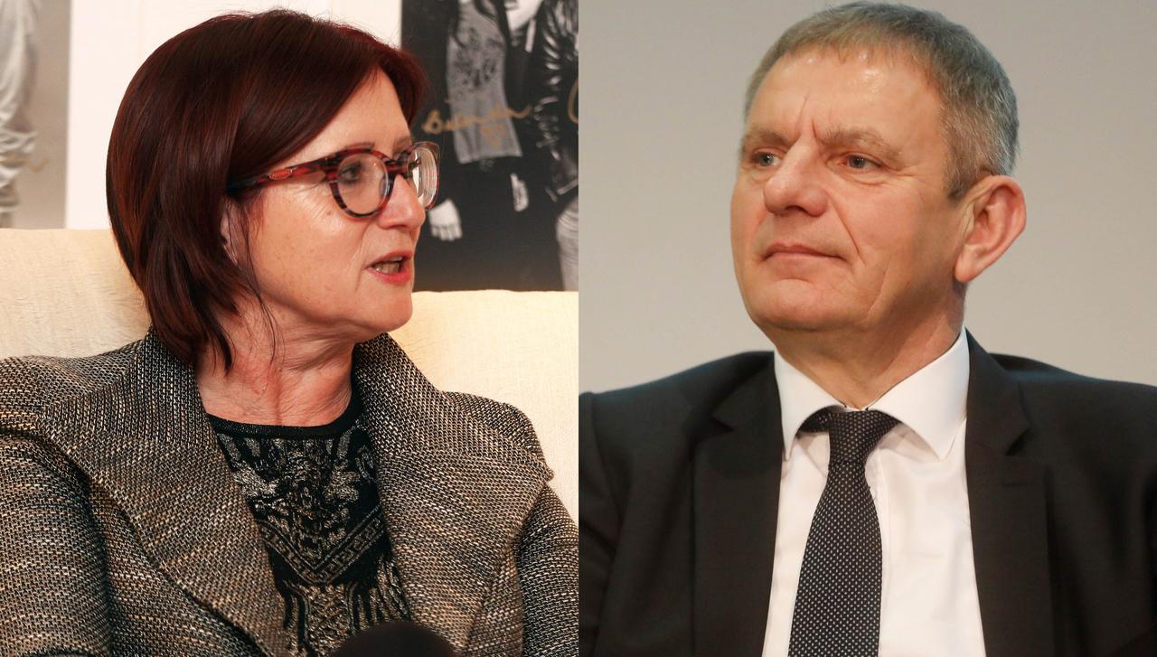 Totalna vojna na Deželni banki Slovenije