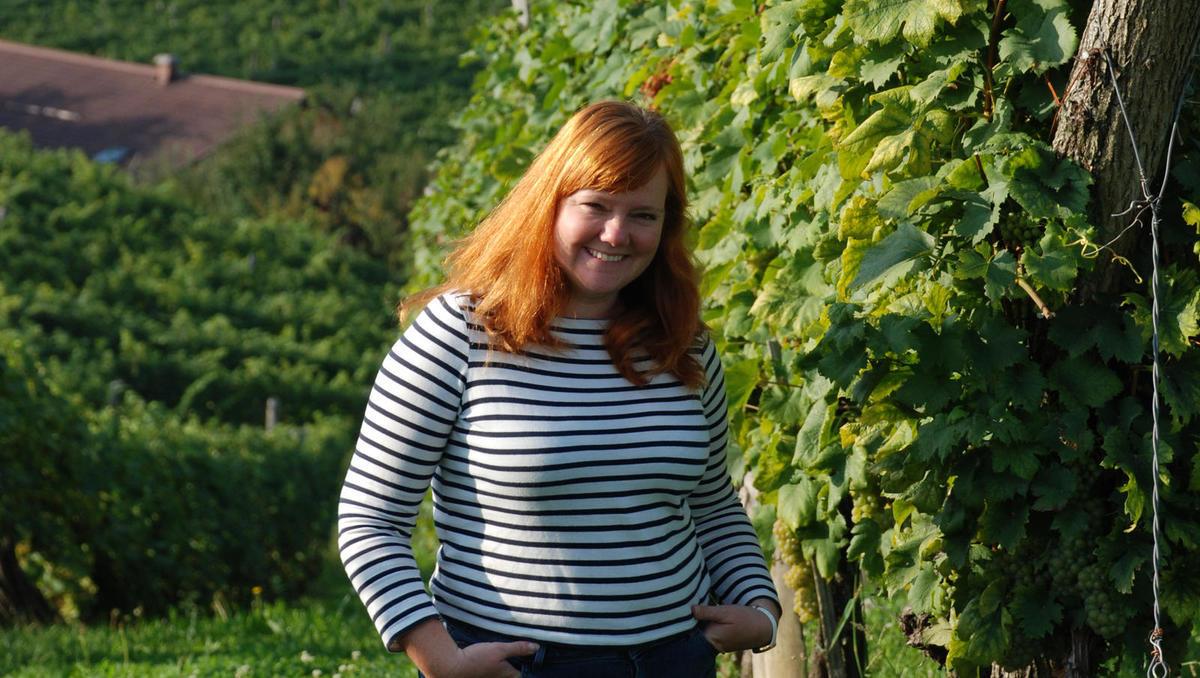 Kolumna Anje Hren: Zakaj je tako lepo obiskati slovenske vinarje, ko živiš v tujini