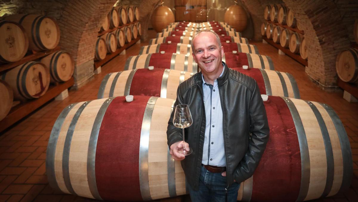 Ekskluzivna klet za ekskluzivna vina