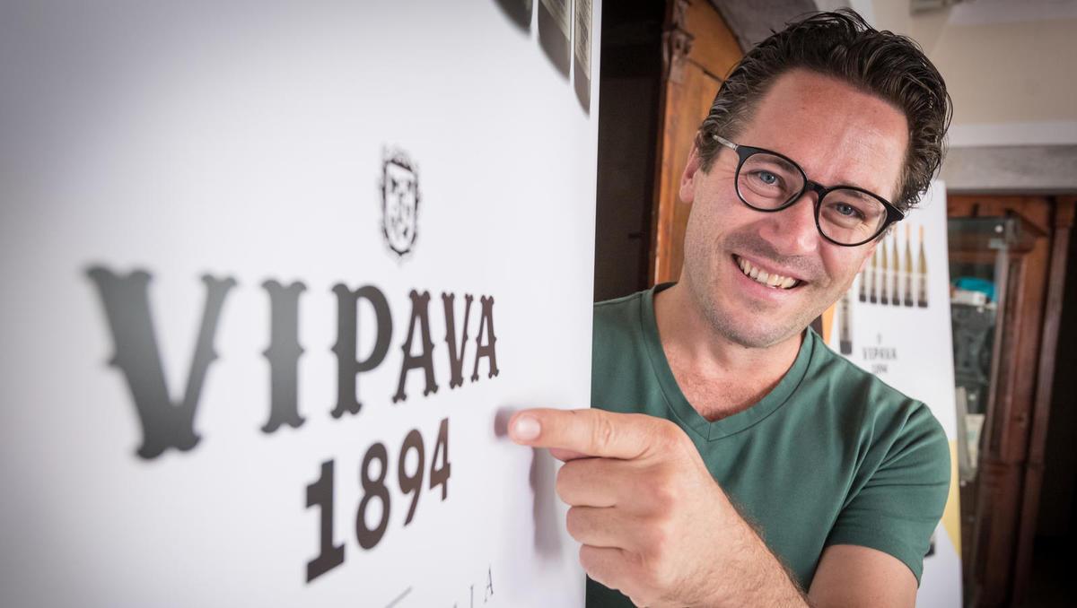 Hannes Sabathi: Z novo linijo vin bomo do potankosti izrazili vipavski terroir
