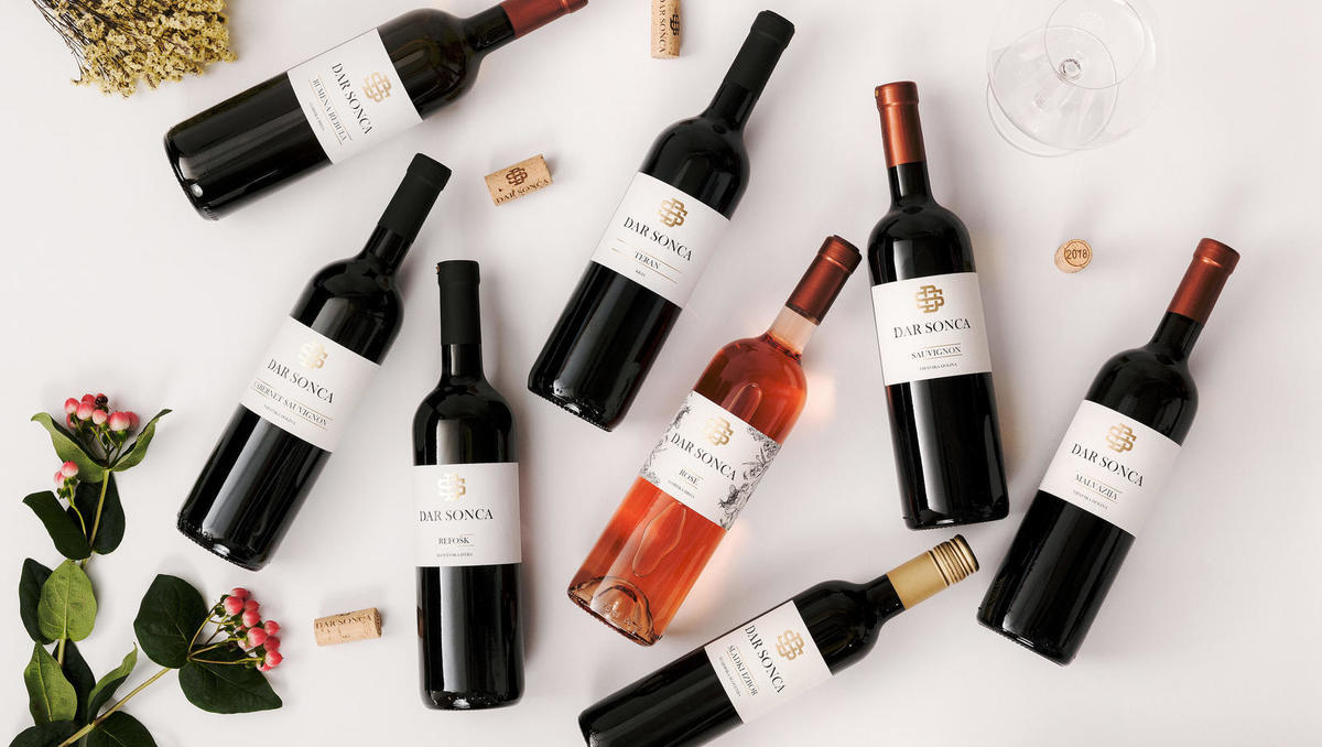 Dar sonca – vina neuveljavljenih, a vrhunskih slovenskih vinarjev
