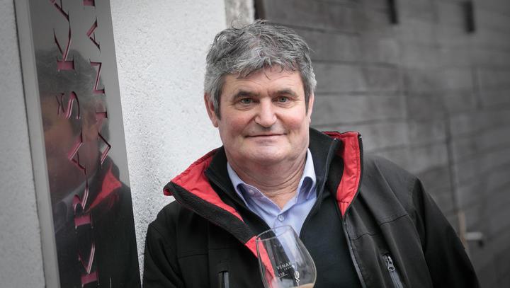 Vina Kras - Marjan Colja, direktor, Sežana, 21.01.2021 , Foto: Aleš Beno